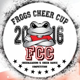 Frogs Cheer Cup 2016